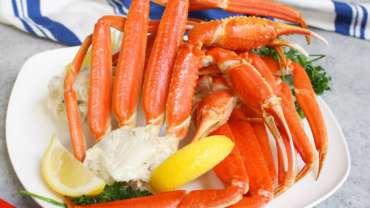 God Keeps Crab Legs