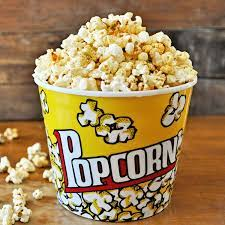 What Do You Like On Your Popcorn?