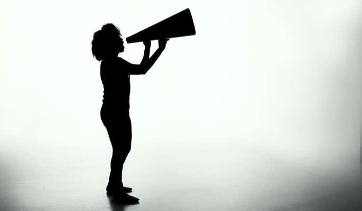 Keep Shouting!